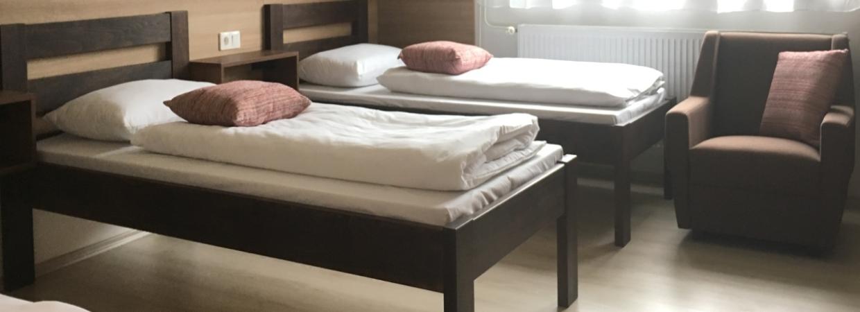 4 ágyas szoba