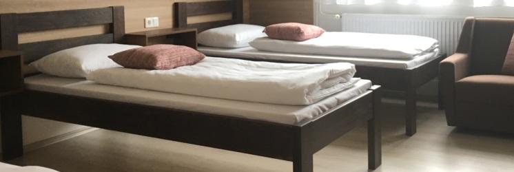 4 ágyas szobák